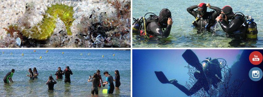 Scuba duiken in Palamós