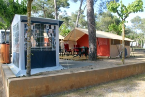 HolidayTent tente Safari