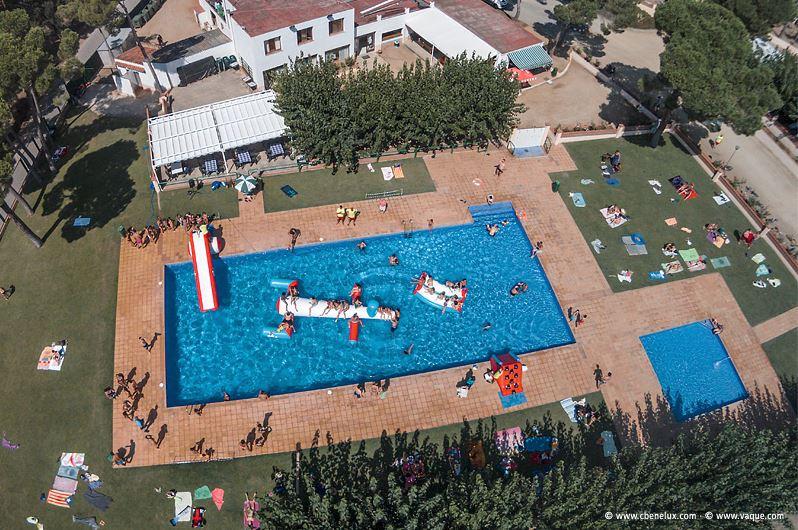 camping palamos met zwembad