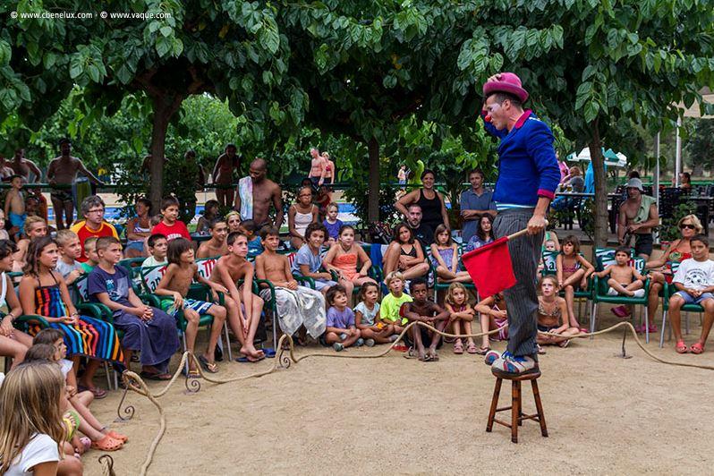 Camping Costa Brava met animatie