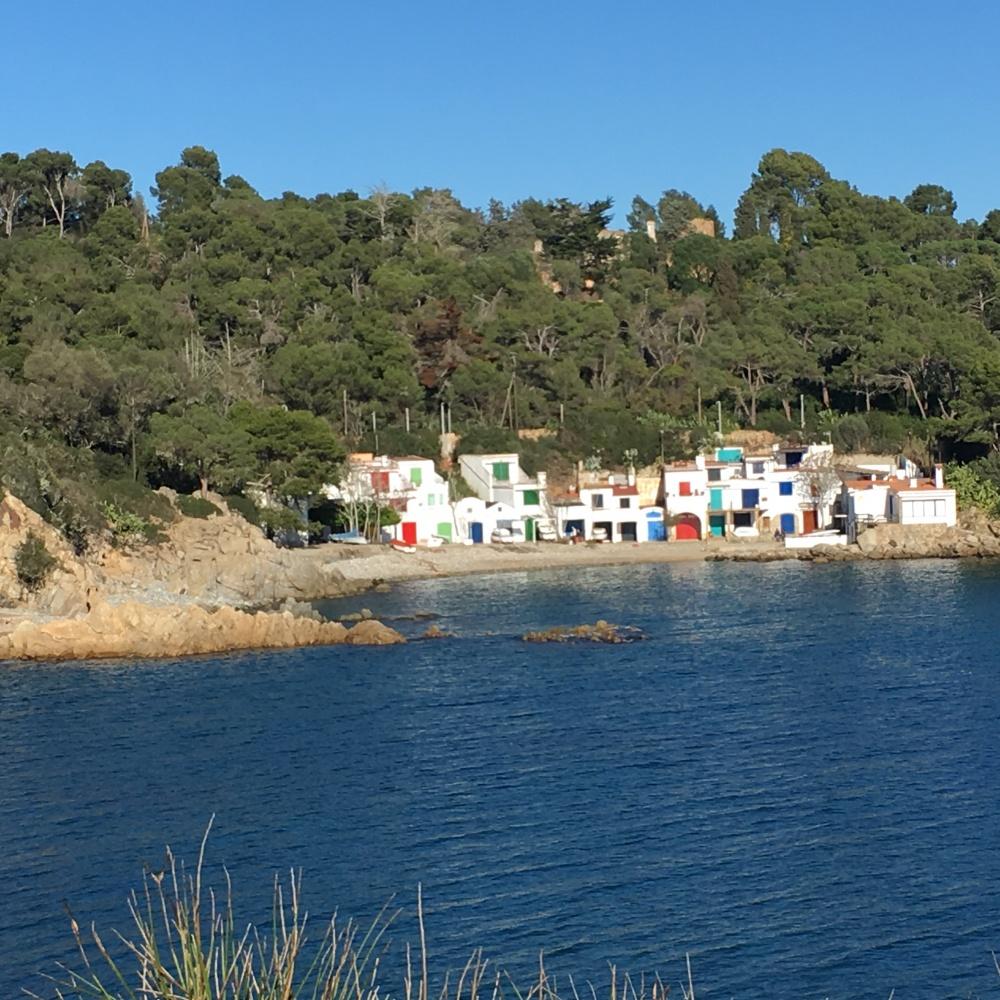 Het strand van La Fosca