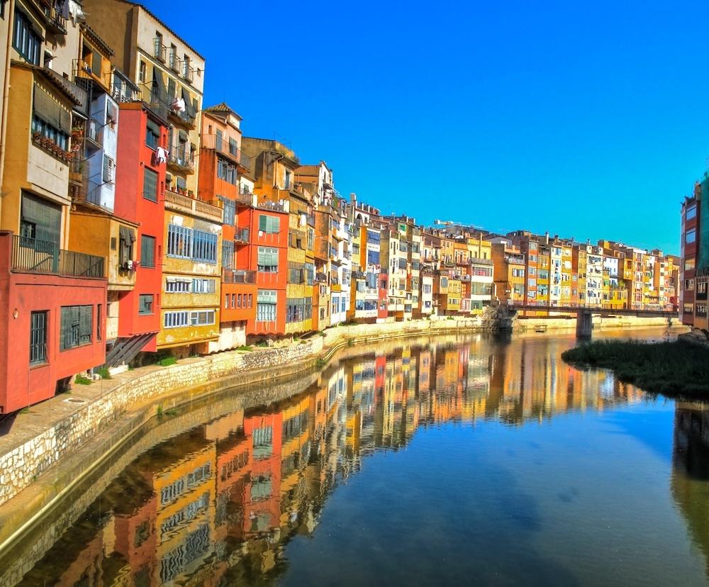 Vliegen naar Girona